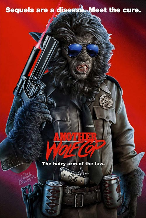 《Another WolfCop》