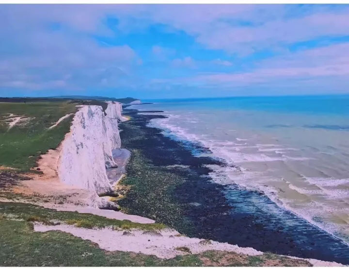 英国White Cliffs