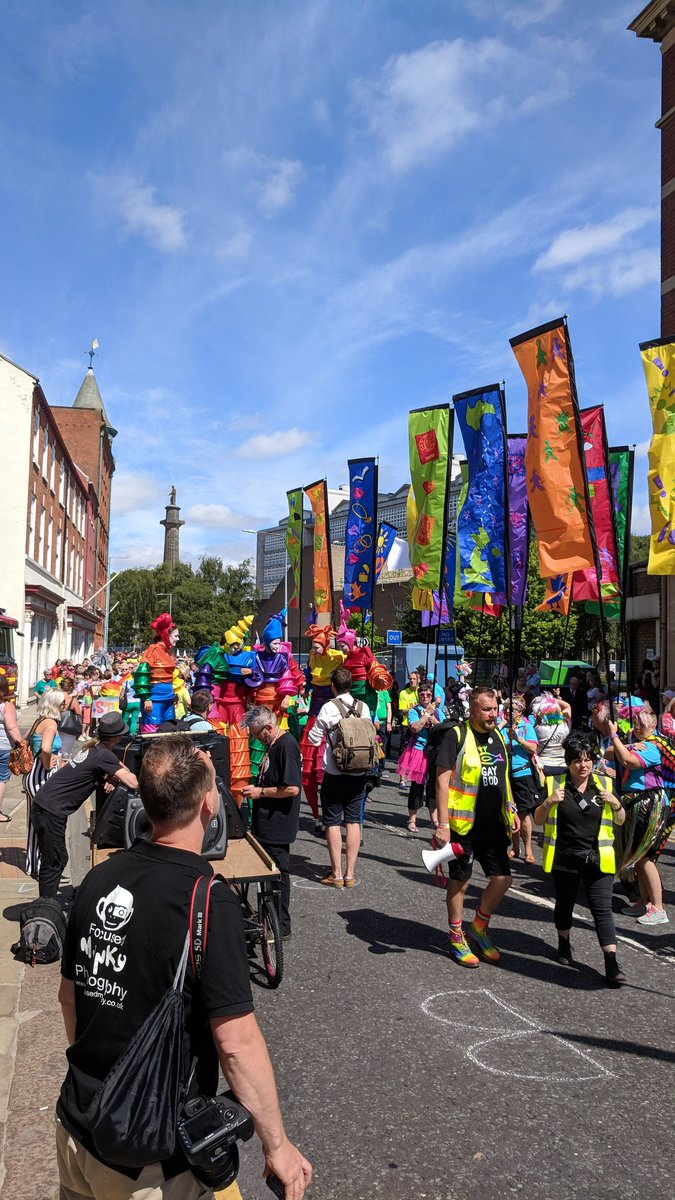 Pride in Hull 2018