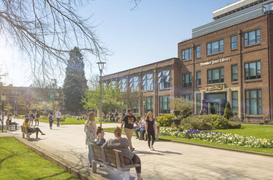 赫尔大学拥有全英第三大图书馆